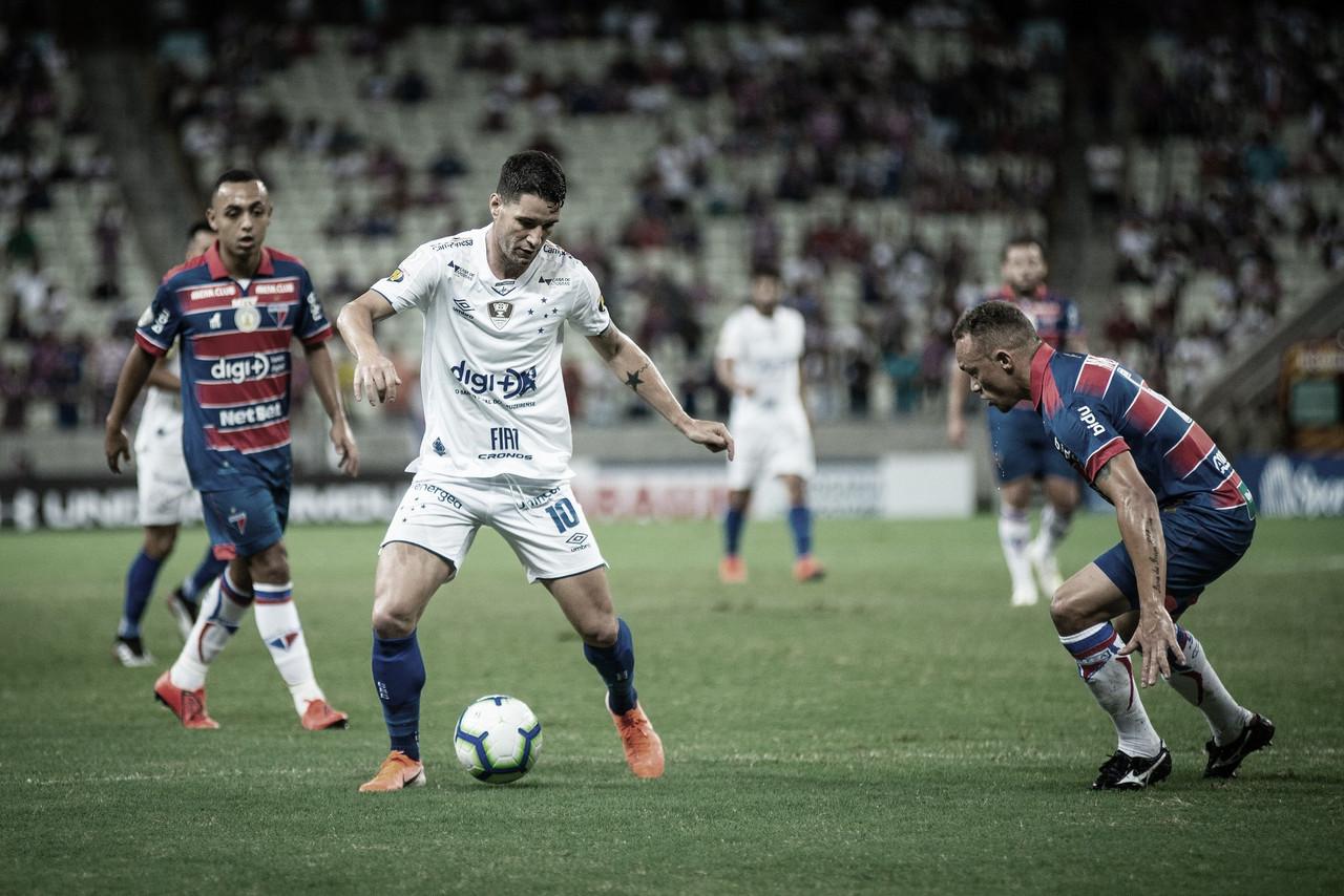 Em jogo decisivo, Cruzeiro mede forças com Fortaleza de Rogério Ceni