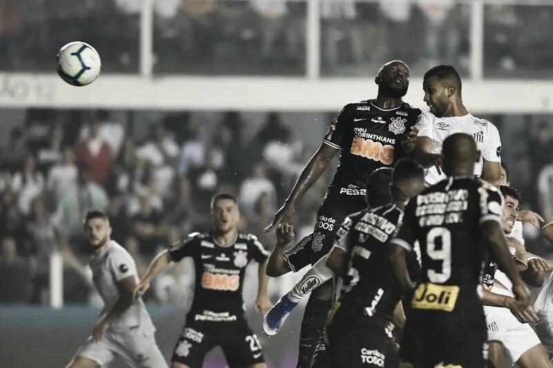 Corinthians encara Santos em busca de recuperação no Campeonato Brasileiro