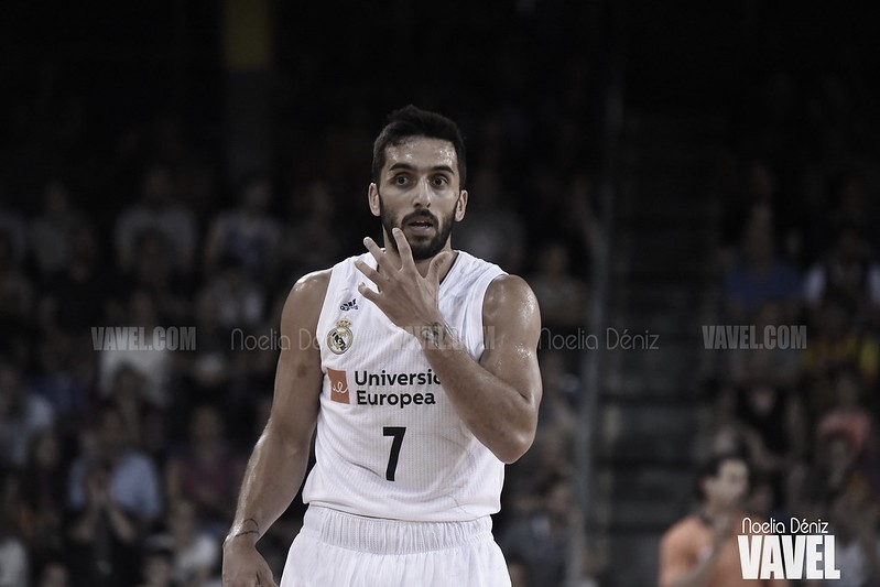 """Facundo Campazzo: """"Nuestra primera final es contra Valencia Basket"""""""