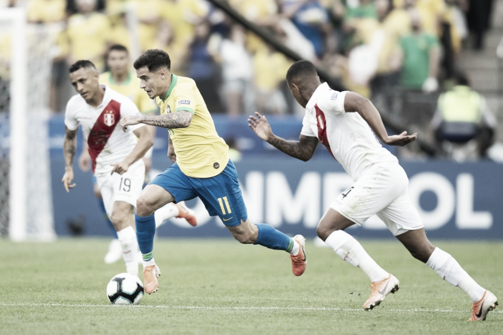 Resultado Brasil x Peru na final da Copa América (3-1)