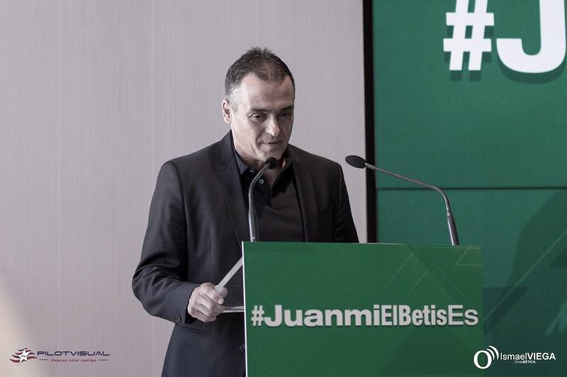 """Alexis Trujillo: """"Queremos ir partido a partido y dejar al Betis lo más arriba posible"""""""