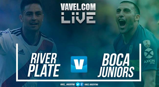 River Plate vs Boca Juniors EN VIVO online en Final Copa Libertadores (3-1)