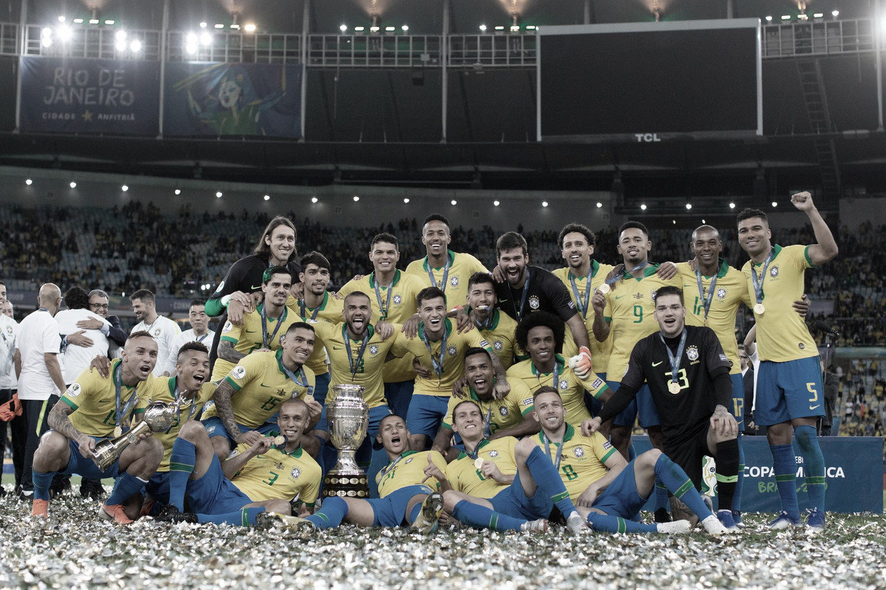 Campanha Campeã: relembre a saga de Tite e companhia até o título da Copa América