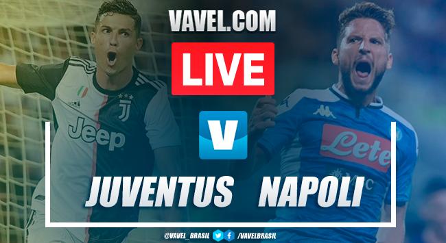 Gols e melhores momentos de Juventus 4x3 Napoli pelo Campeonato Italiano