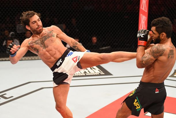 El Ninja ganó en territorio brasileño