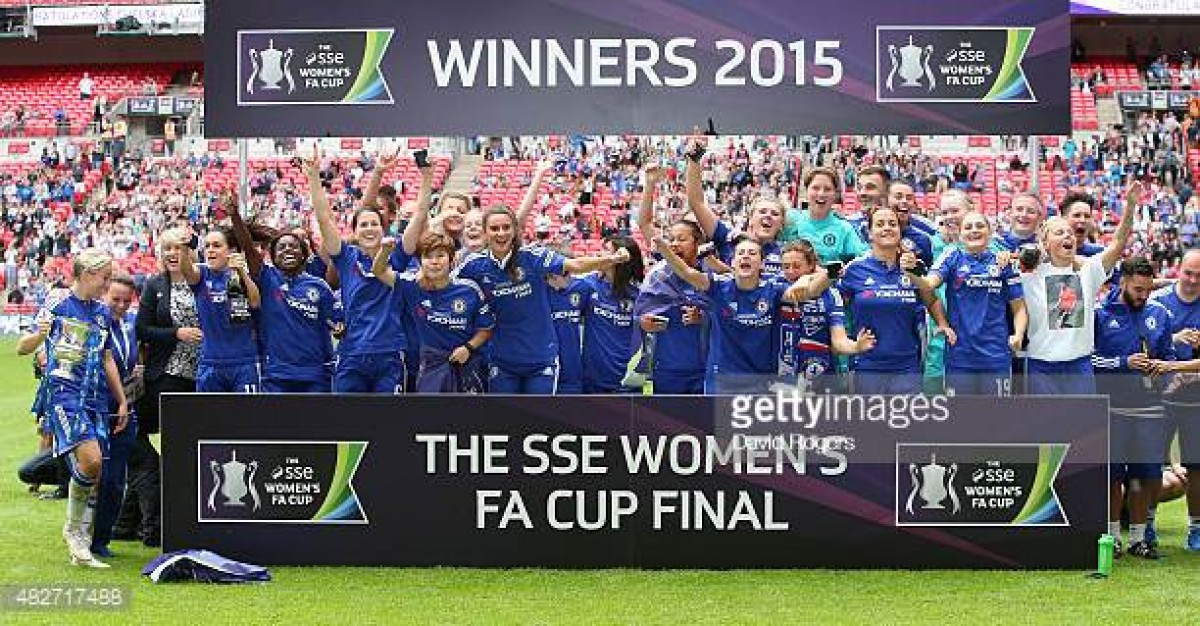 Chelsea beat Arsenal to win Women's FA Cup