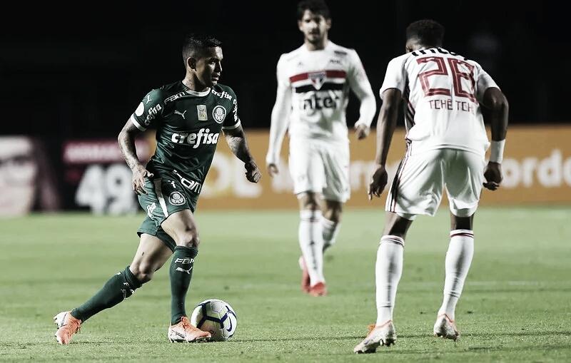 Choque-Rei na parte de cima da tabela! Palmeiras e São Paulo se enfrentam pelo Brasileirão