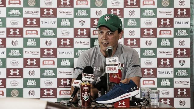 Fernando Diniz confirma saída de Luciano, mas garante Pedro focado no Fluminense