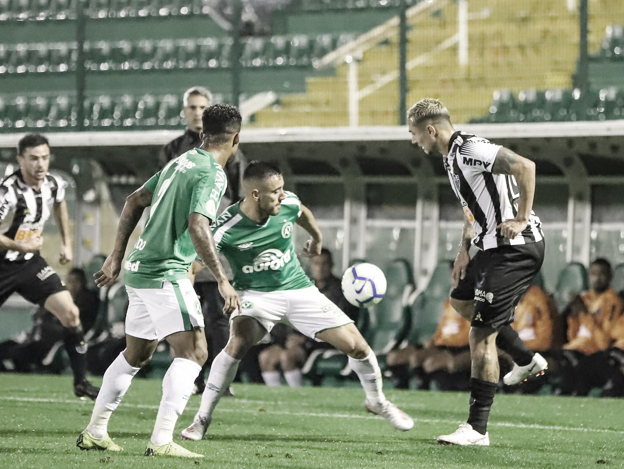 Atlético-MG busca reabilitação diante da Chapecoense noIndependência