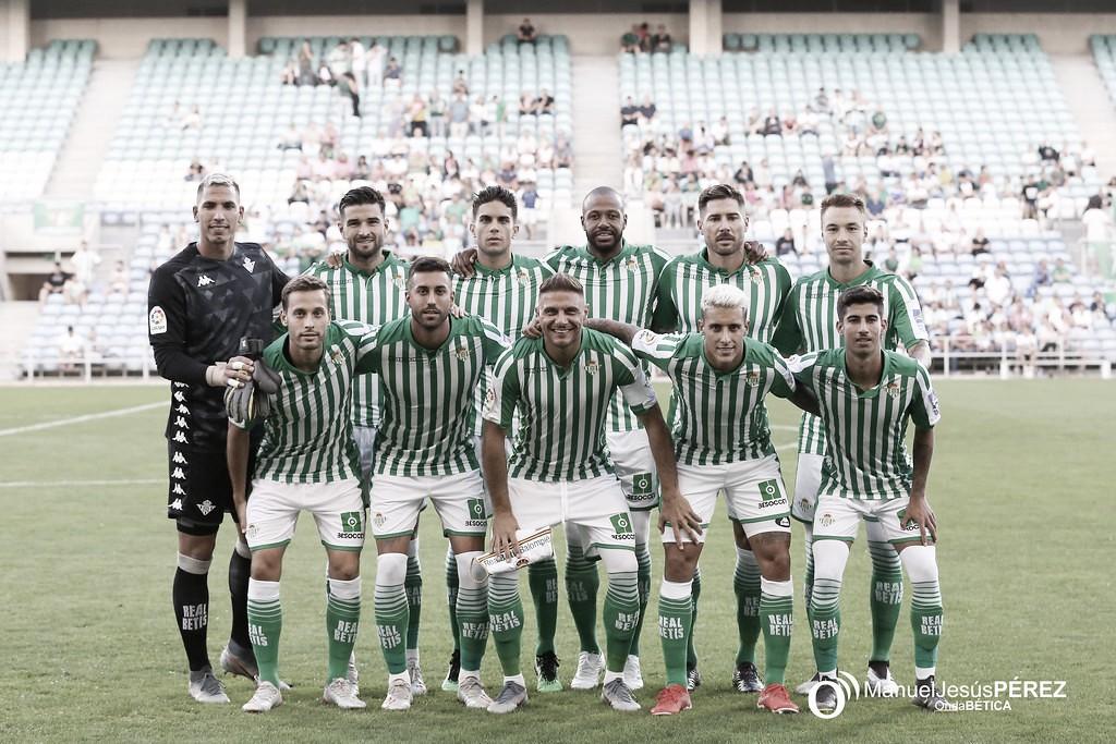 C.A. Antoniano - Real Betis: puntuaciones del Real Betis, 1º ronda de Copa del Rey