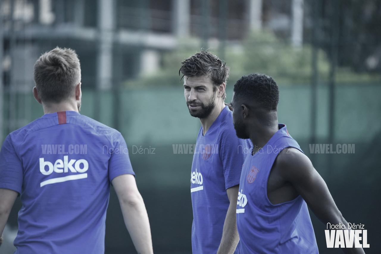 La convocatoria del Barça para enfrentarse al Villarreal
