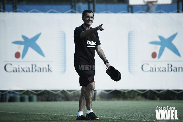 Planning del FC Barcelona para recibir al Valencia CF