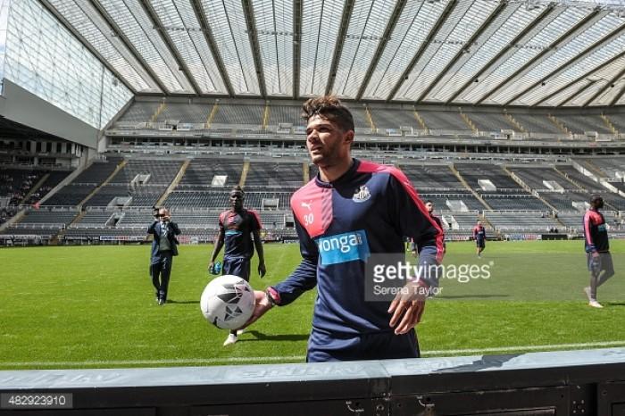 Mehdi Abeid eyes Newcastle United return