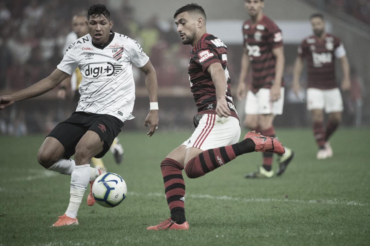 Flamengo e Athletico-PR decidem a Supercopa do Brasil 2020