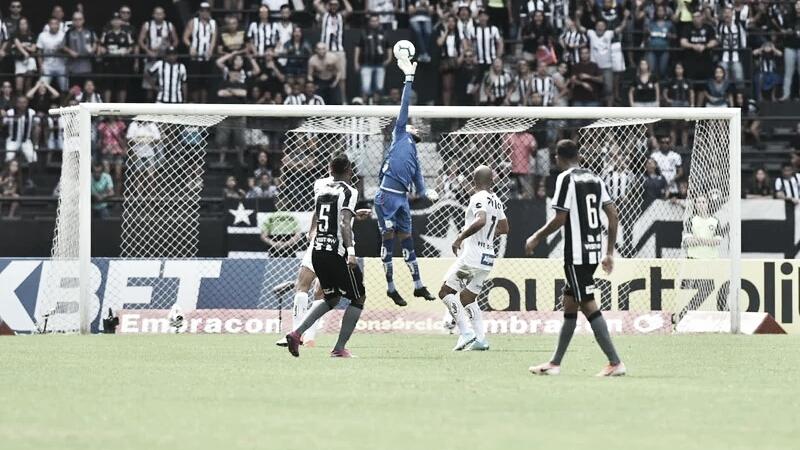 Santos e Botafogo se enfrentam na Vila Belmiro com objetivos diferentes no Brasileiro
