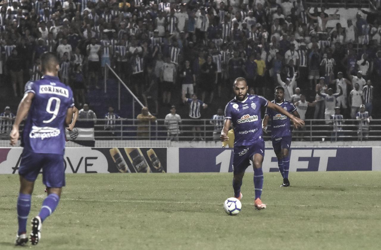 Na fuga do Z-4 e com poucas mudanças, CSA e Fortaleza se enfrentam em Maceió