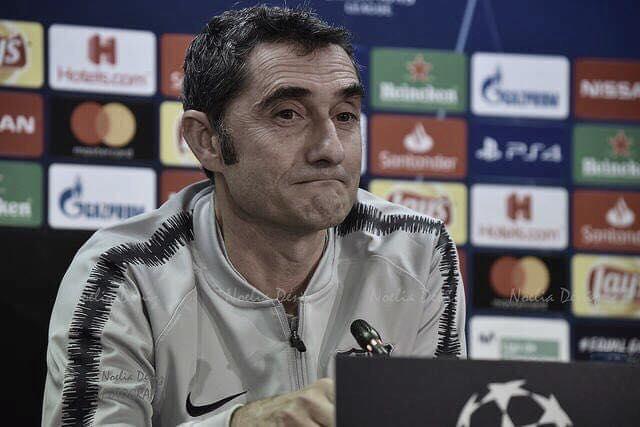 """Ernesto Valverde: """"Un golazo solo al alcance de jugadores de su talento"""""""