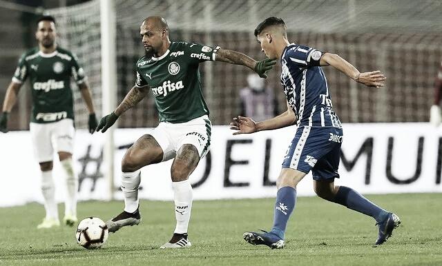 Julgado por expulsão contra Bahia, Felipe Melo leva gancho de quatro jogos no Brasileirão