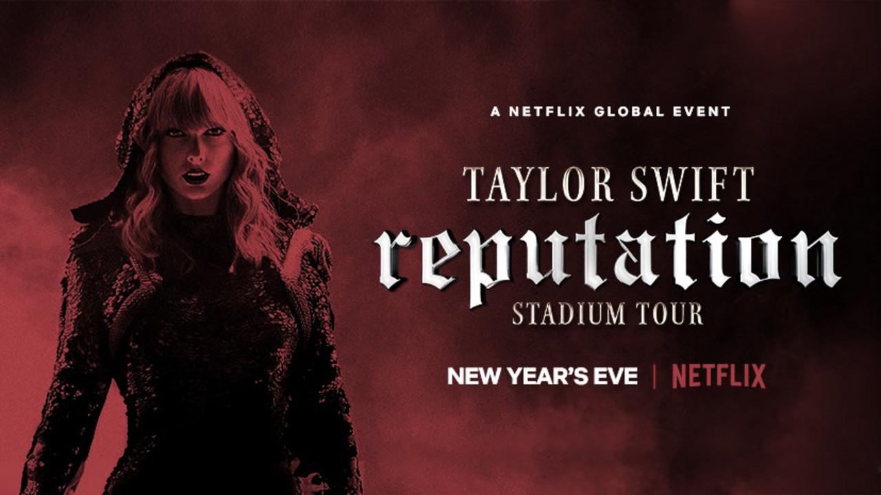 "Taylor Swift anuncia película de su ""Reputation World Tour"""