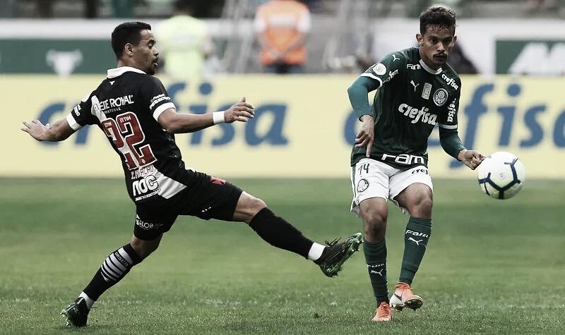 Gols e melhores momentos para Vasco 1x2 Palmeiras pelo Campeonato Brasileiro