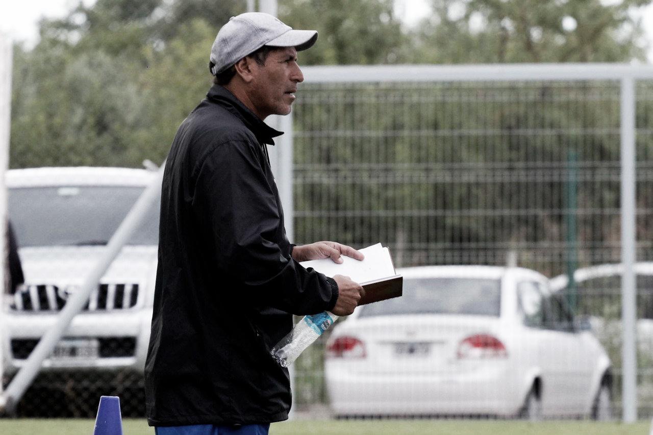 """Marcelo Gómez: """"Han sido días intensos de trabajo"""""""