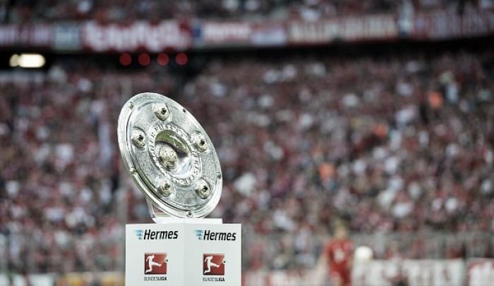 Última rodada da Bundesliga reserva disputa por vagas em torneios europeus e rebaixamento