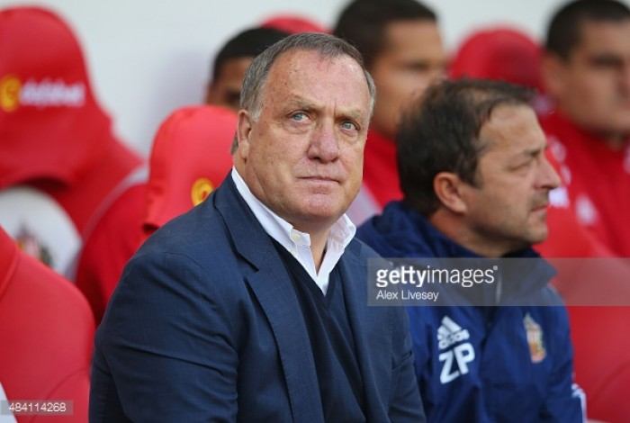 Sunderland need to be relegated to rebuild, insists former manager Dick Advocaat