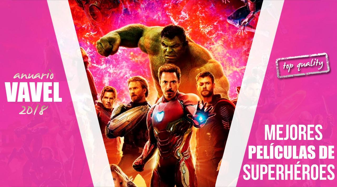 Anuario VAVEL Cine 2018: Las mejores películas de superhéroes