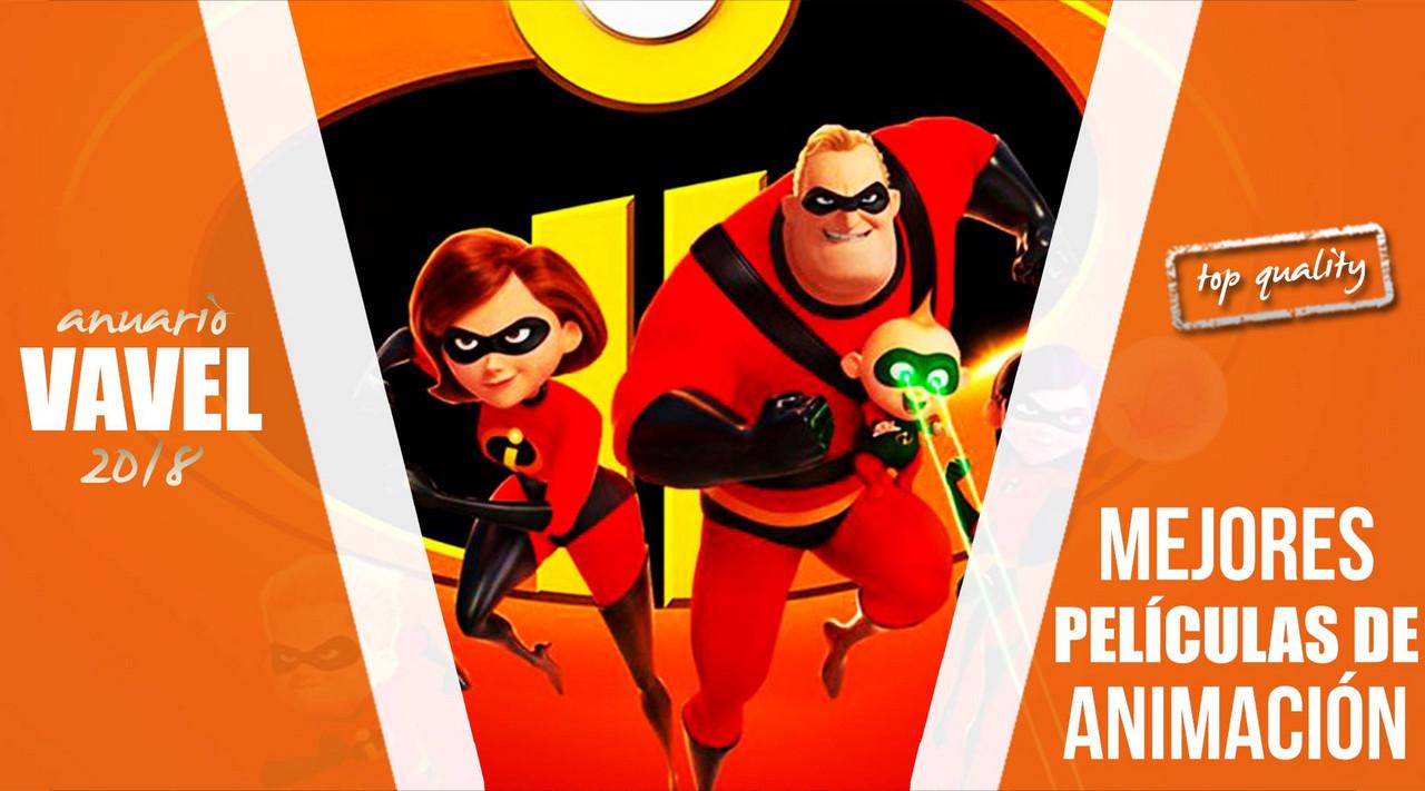Anuario VAVEL Cine 2018: Las mejores películas de animación
