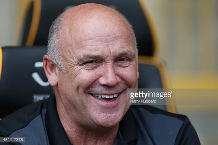 "Mike Phelan: ""We go to Liverpool confident we can put on a performance"""