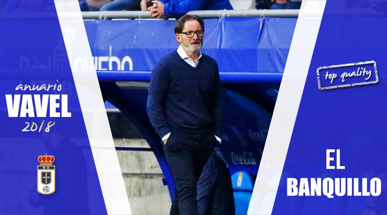 Anuario VAVEL Real Oviedo 2018: banquillo, el más señalado