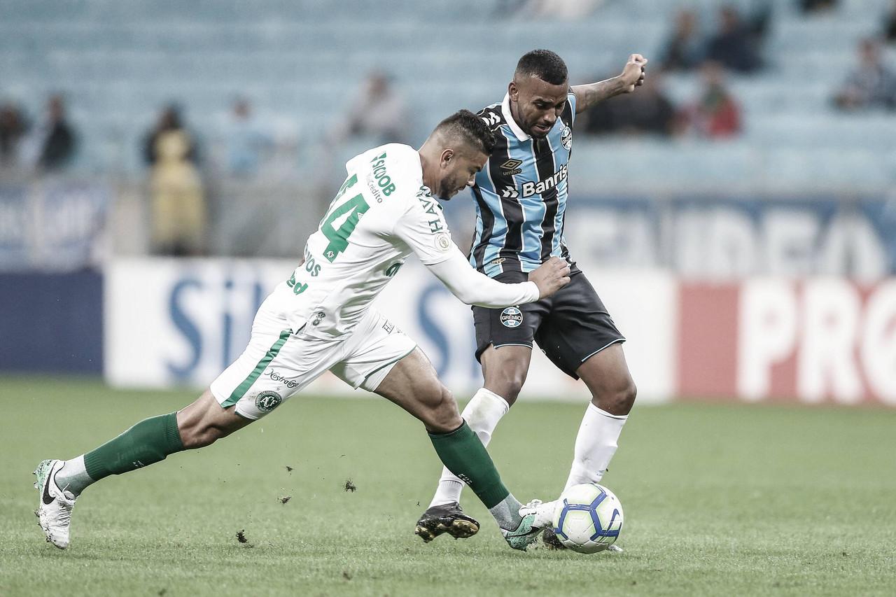 Lutando contra o rebaixamento, Chapecoense recebe o Grêmio neste domingo