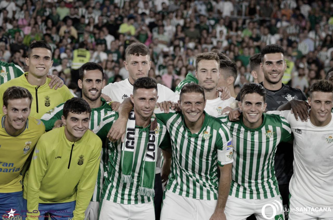 El quinquenio del Real Betis lleno de avatares