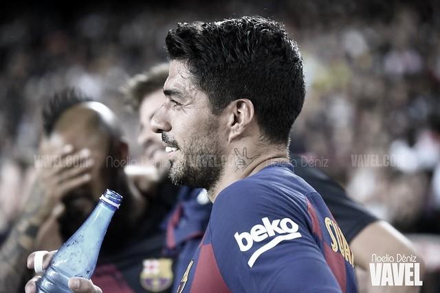 Luis Suárez y Junior, novedades en la convocatoria para medirse al Valencia