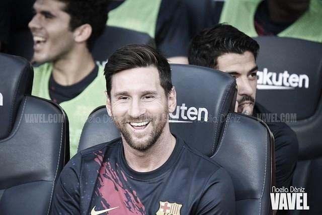 Leo Messi, fuera de la convocatoria para recibir al Betis