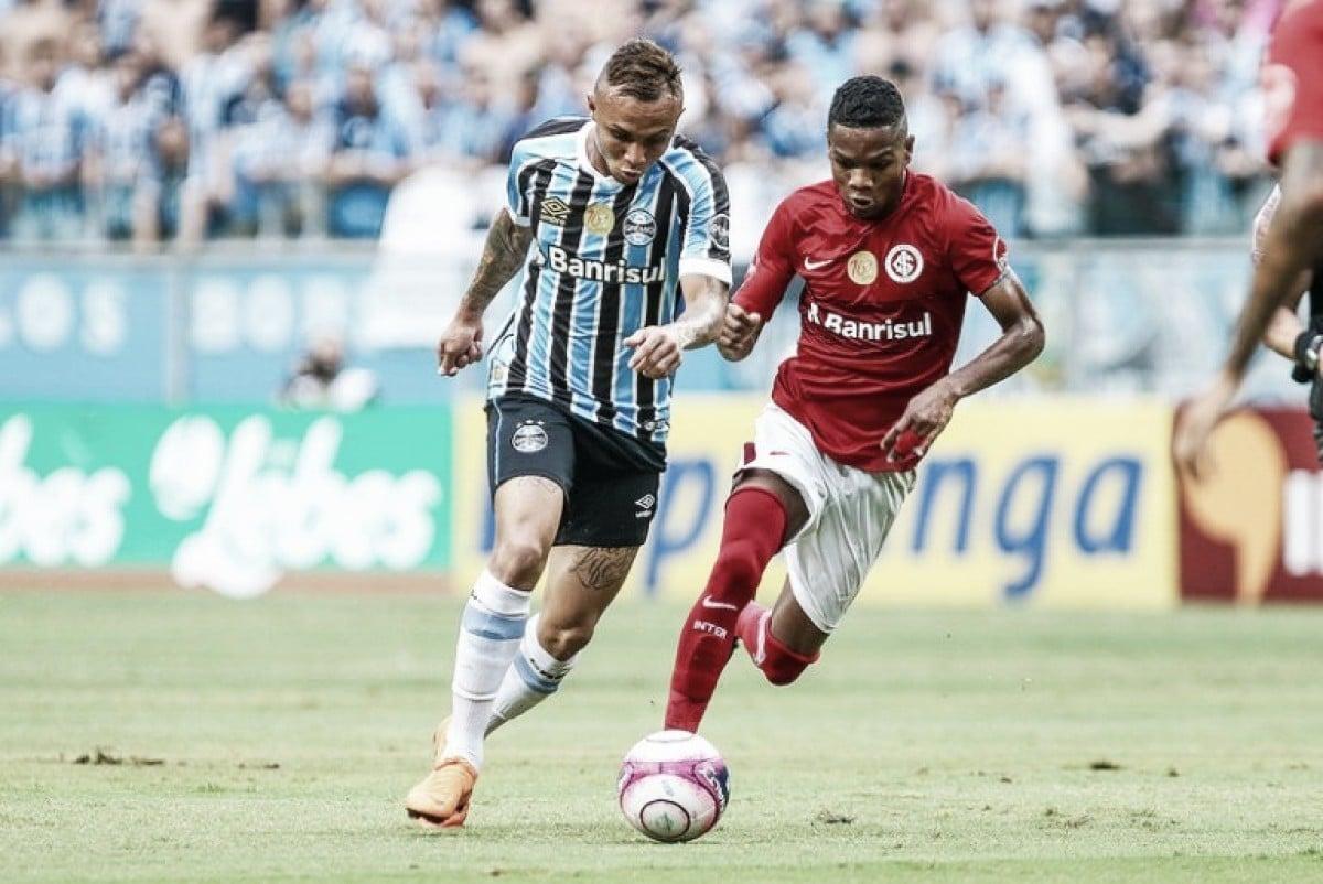 Gre-Nal dos contrastes: enquanto Grêmio visa liderança, Inter busca recuperação