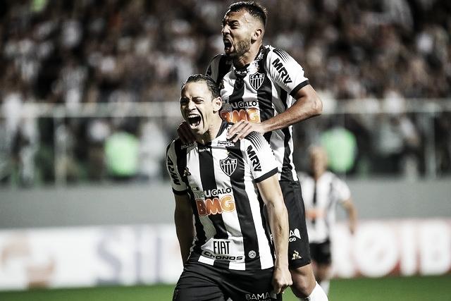 Ricardo Oliveira volta a marcar após 15 partidas, e Atlético-MG bate Fluminense