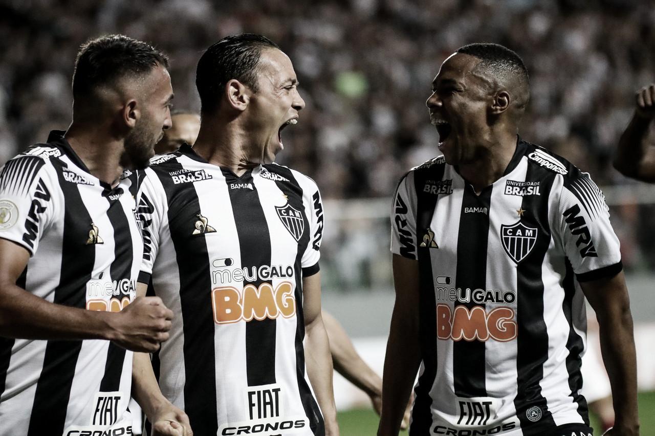 Mandante indigesto e segundo ataque do Brasil, Atlético-MG é o único time fora de Rio-SP no G-6