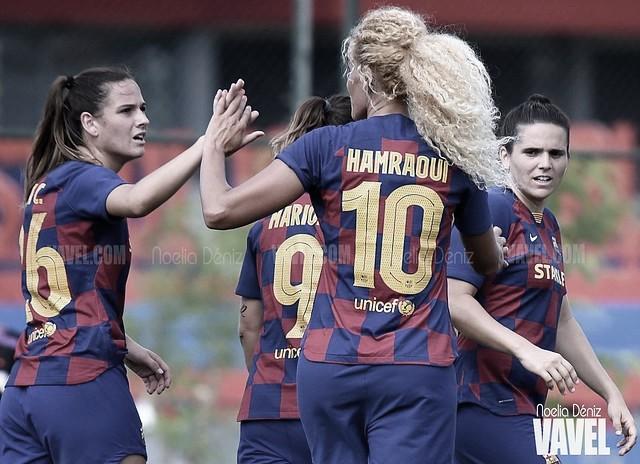Previa Seagull - FC Barcelona Femenino: primer test serio de la temporada