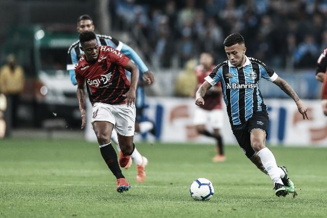 Na Arena da Baixada, Athletico-PR e Grêmio decidem quem vai à final da Copa do Brasil