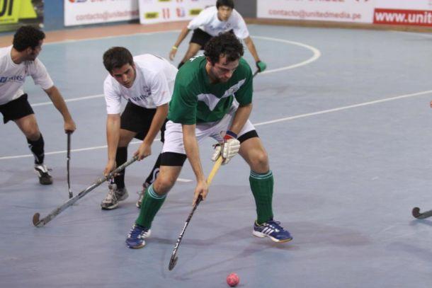 Arranco el Campeonato Nacional de Hockey Indoor