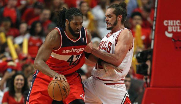 I Wizards sorprendono ancora e conducono  2-0 contro i Bulls