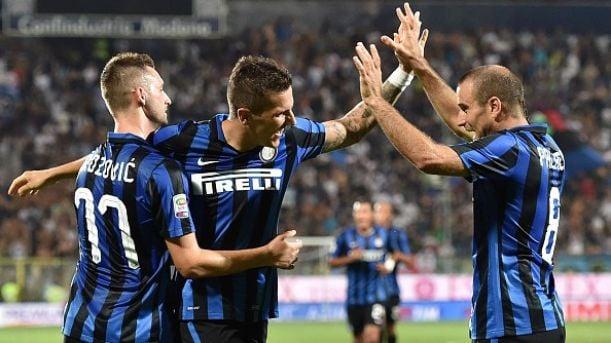 Jovetic al tramonto, l'Inter esulta
