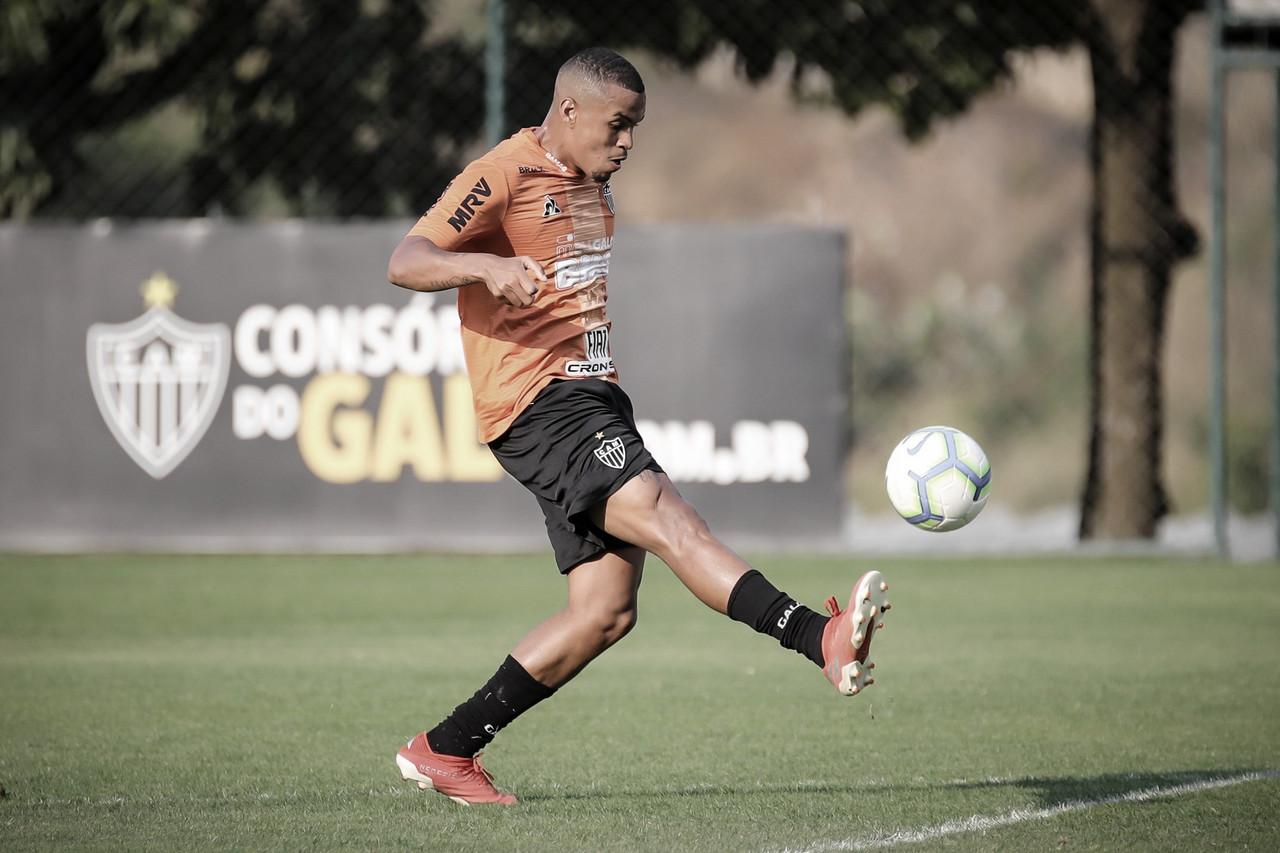 Com lesão confirmada, Alerrandro é novo desfalque do Atlético-MG