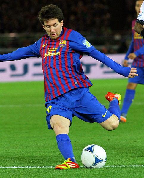 Messi, elegido mejor jugador por la Bundesliga