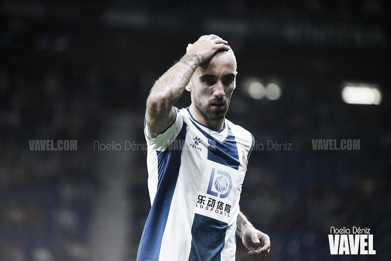 El RCD Espanyol de David Gallego se hunde ante el Real Valladolid
