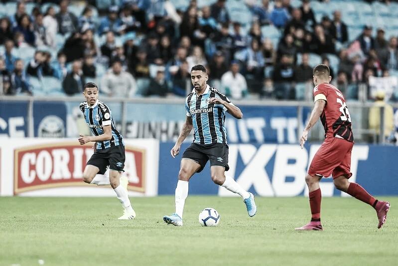 Brigando pelo G-4, Athletico-PR e Grêmio se enfrentam na Arena da Baixada