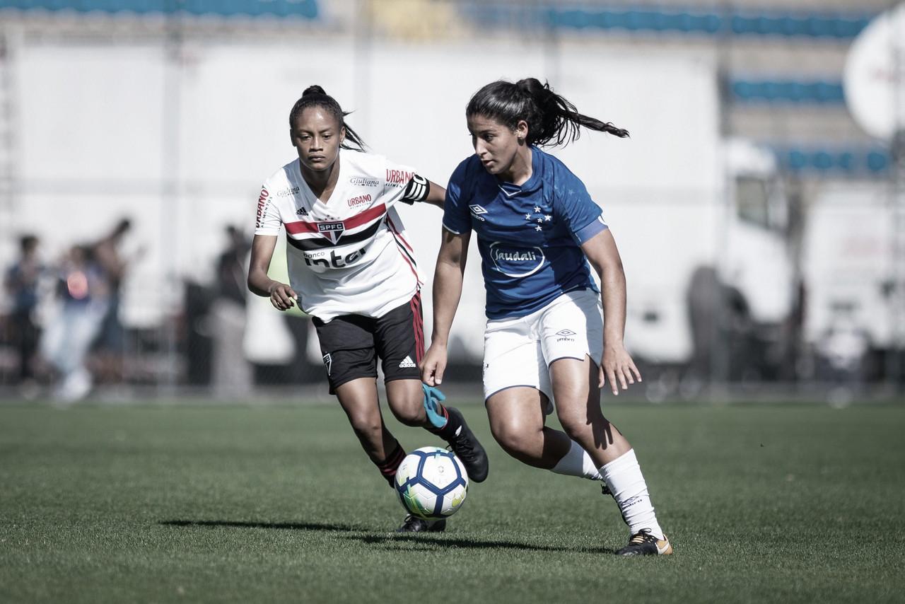 Cruzeiro reencontra São Paulo na estreia do Campeonato Brasileiro A1