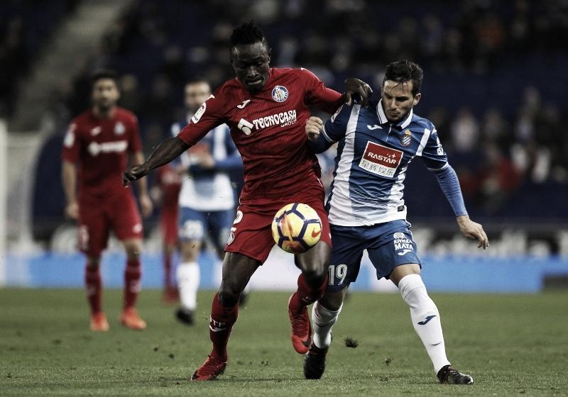 Resumen Espanyol vs Getafe (1-1)