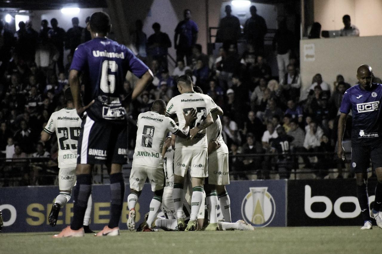 América-MG é fatal nos minutos iniciais e vence São Bento fora de casa